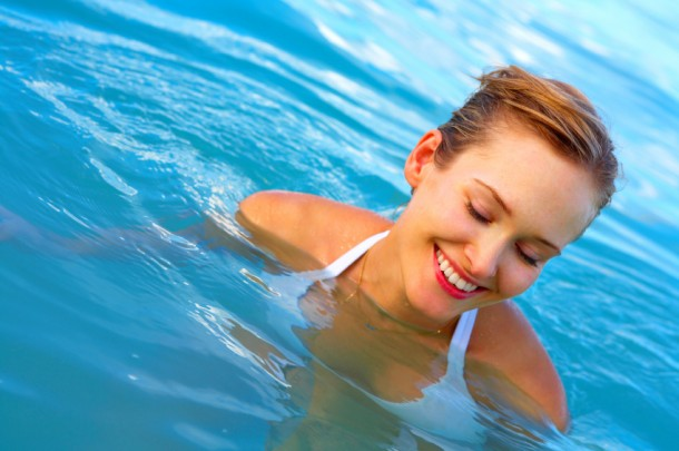 Permanent makeup by Parkway Plastic Surgery is a great way to look your best during  summertime activities like swimming and sports.