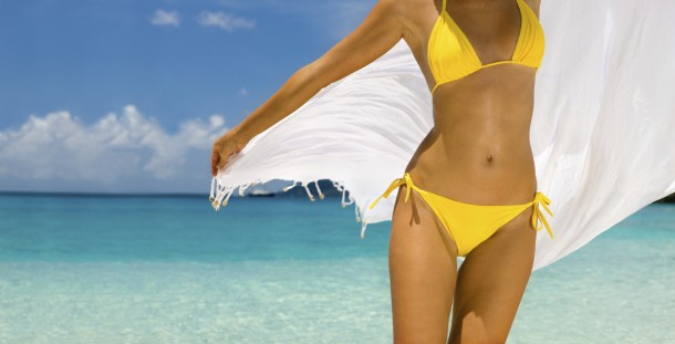 An abdominoplasty can help give you a slim, flat tummy.