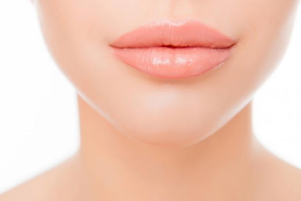 Beautiful, healthy lips